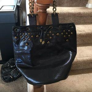 Jack Skellington Faux Leather Bag